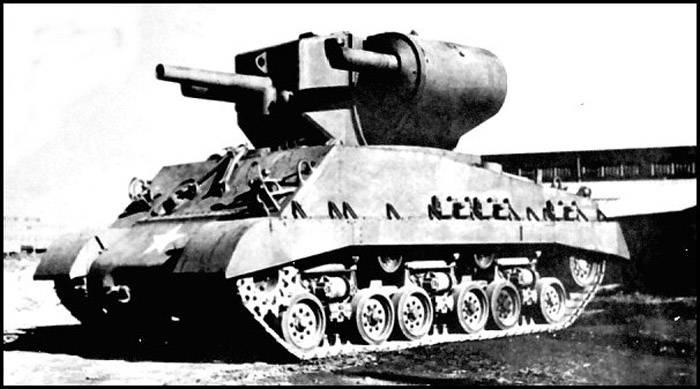 Инженерный танк T31 Demolition Tank (США)